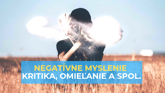 negatívne myslenie