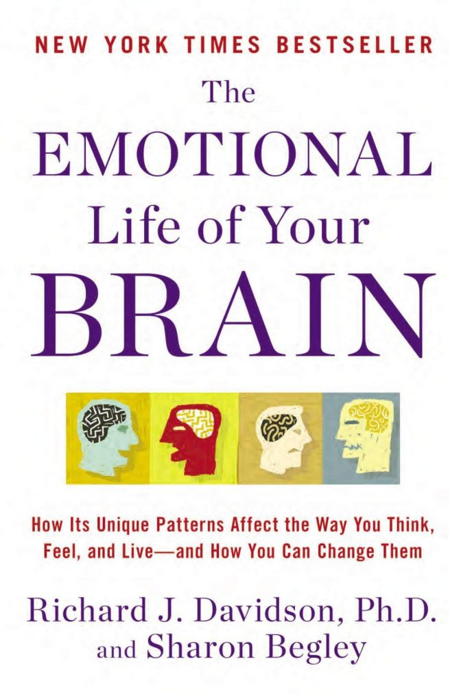 emotional life of your brain Richard Davidson mimika
