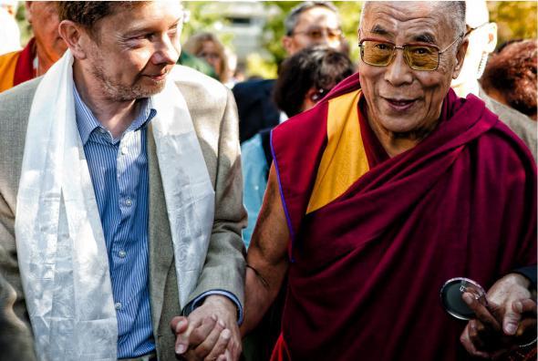 Eckhart Tolle Dalailáma