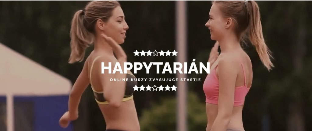 happytarián online kurzy na zvyšovanie šťastia