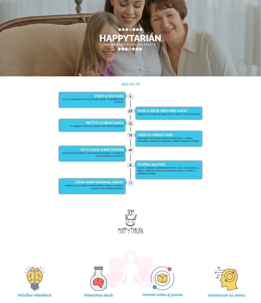 kurz vďačnosti online happytarian