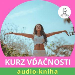 produkt audio Kurz vďačnosti